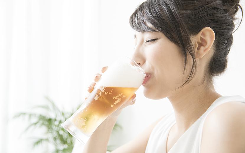 アルコール 腸活