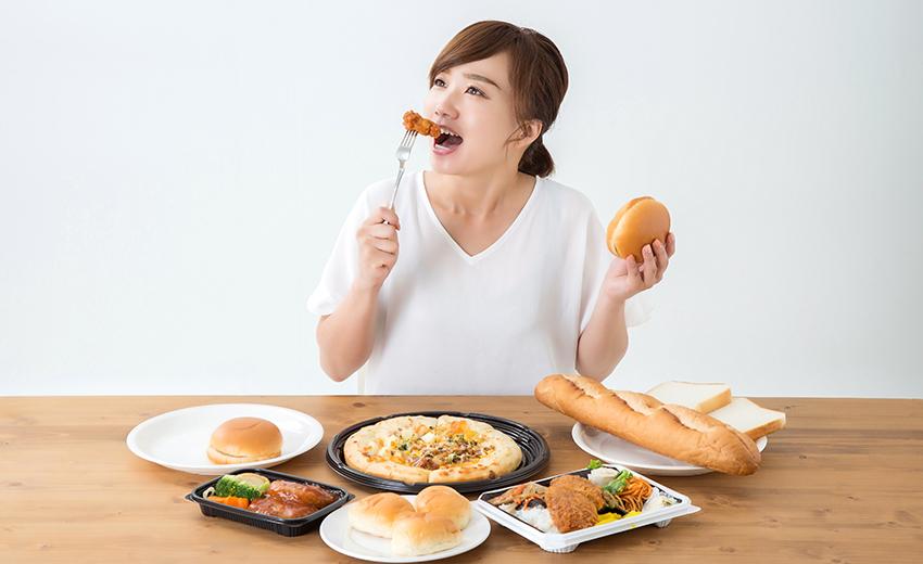 食生活の見直し 便秘解消
