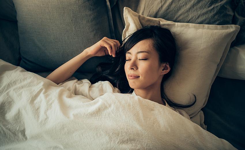 睡眠 休息