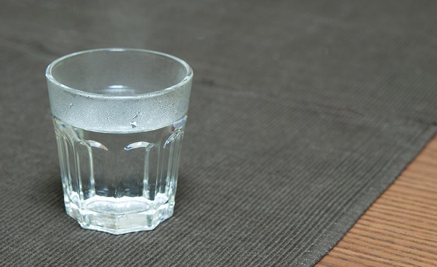 経口補水液 飲み切る