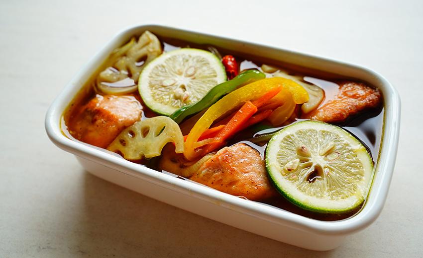 鮭 南蛮漬け レシピ