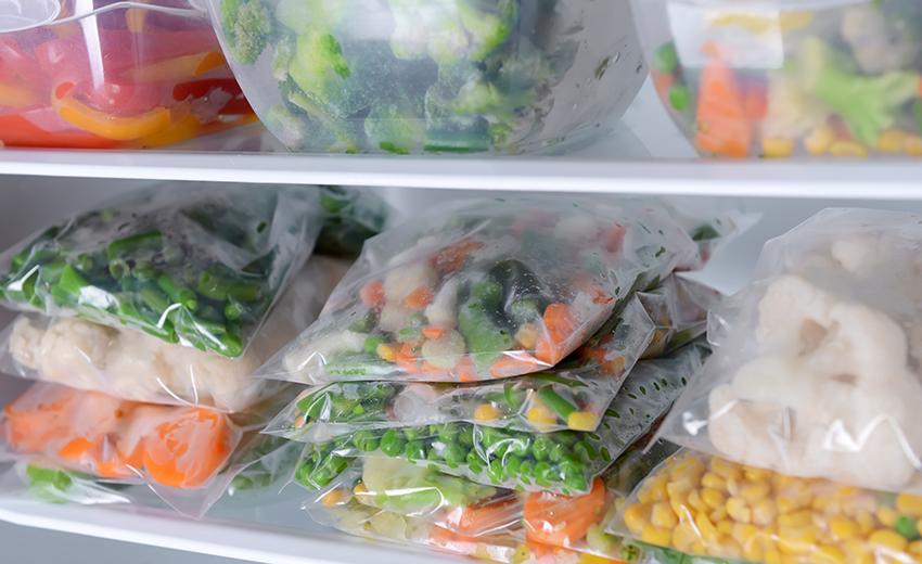 冷凍保存 野菜