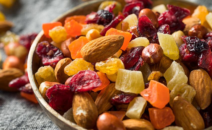 ドライフルーツ 食物繊維