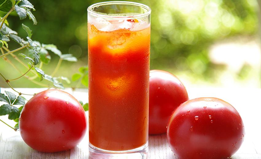 トマトジュース 腸活